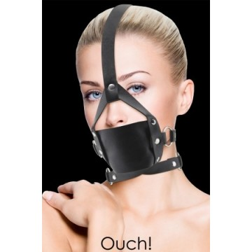 Baillon Leather Mouth Gag -...